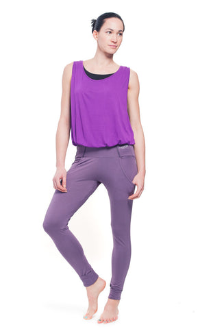 Yogamasti Women's Wonder Support Yoga Tunk Top
