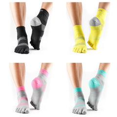ToeSox Minnie Full Toe Yoga Socks