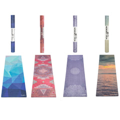 Yoga Design Lab Travel Yoga Mat (1mm)