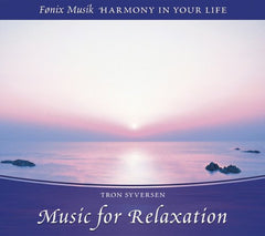 Music For Relaxation By Tron Syversen Audio Music CD