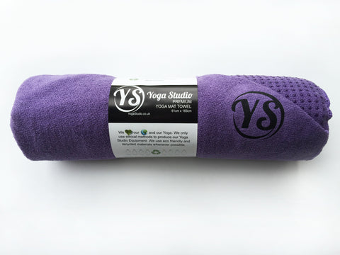 Yoga Studio Premium Yoga Mat Towels