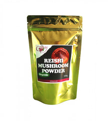 Chiray Superfoods Suppliment Powder - Reishi Mushroom 100g - 250g