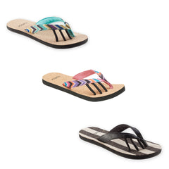 ToeSox Womens Maya Flip Flop Muse Sandals