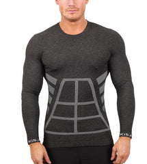 Ki5-A Men's Top Abscon Long Sleeve Tee