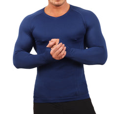 Ki5-A Men's Base Layer Long Sleeve Top