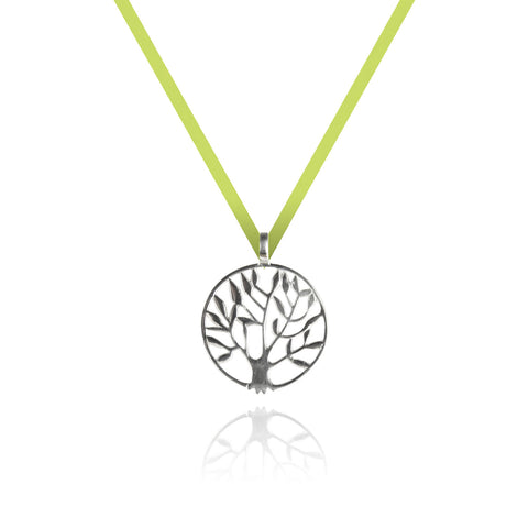 Shanti Small Tree Of Life Pendant