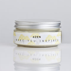 Bunnies & Zen Travel Candle - Make You Inspired