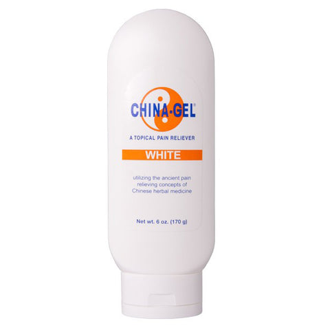 China Gel Topical Muscle Pain Reliever Gel 6oz Bottle - Yoga Studio