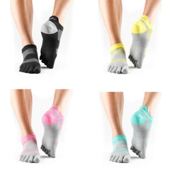 ToeSox Lolo Full Toe Yoga Socks