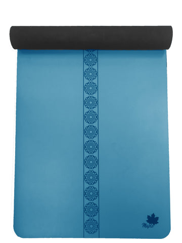 Maple Yoga Path Alignment Yoga Mat (4.5mm)