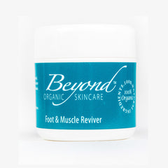 Beyond Organic Skincare Foot & Muscle Reviver