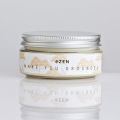 Bunnies & Zen Travel Candle - Make You Grounded