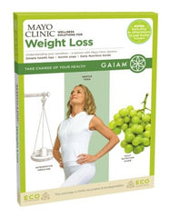 Gaiam Mayo Clinic Wellness Solutions for Weight Loss DVD