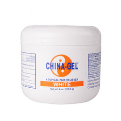 China Gel Topical Muscle Pain Reliever Gel 4oz Jar