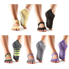 ToeSox - Without Toe Bellarina Yoga Socks