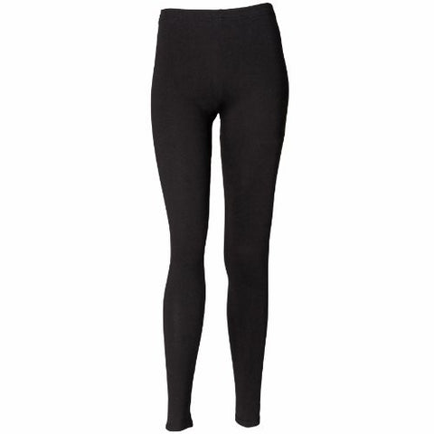 Skinnifit Women's Black Yoga Leggings