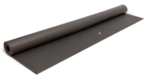 Manduka The PRO Squared Black Yoga Mat