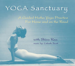 Yoga Sanctuary : A Guided Hatha Yoga Practice Audio Music CD