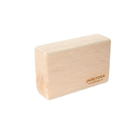Jade Yoga Superlight Balsa Block - Yoga Studio