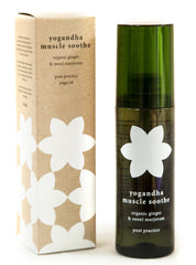 Yogandha Post Practice Relaxation & Meditation Oil - MUSCLE SOOTHE. 125ml