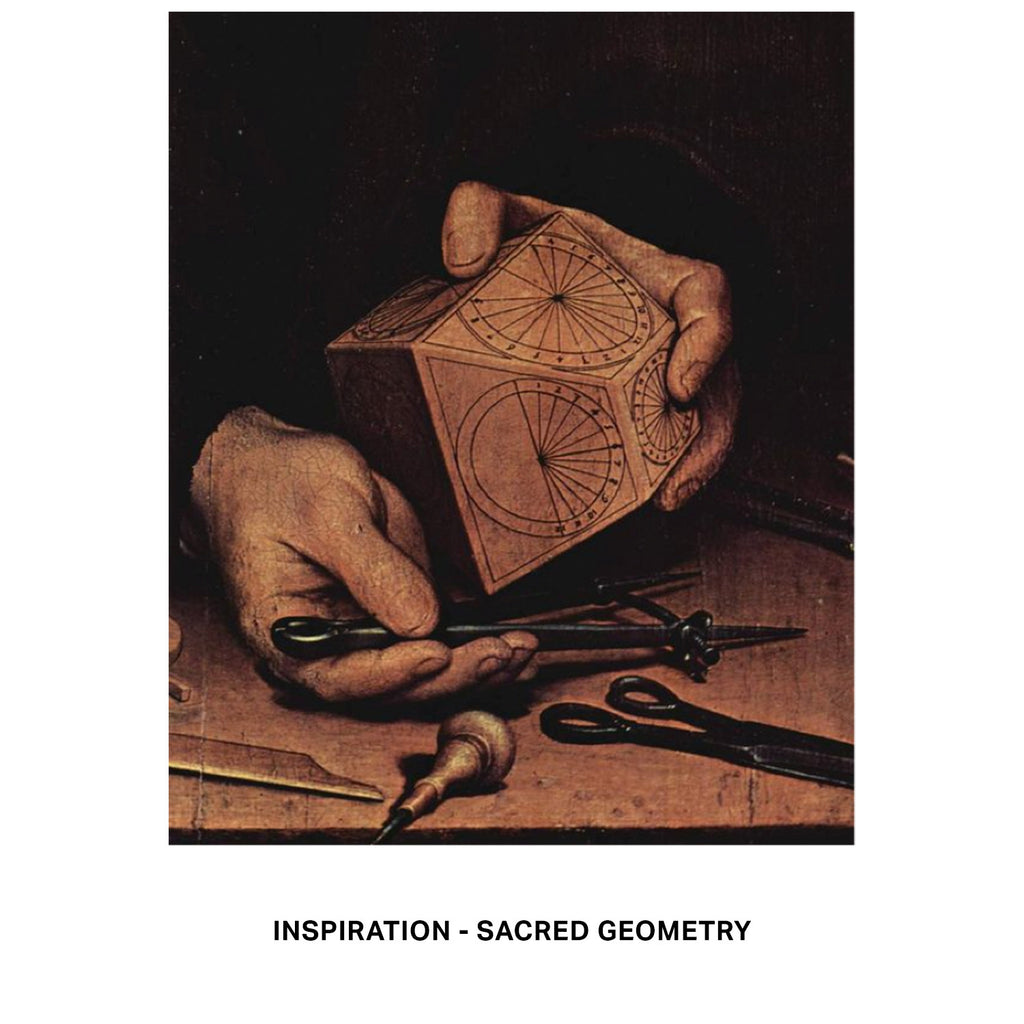 INSPIRATION: SACRED GEOMETRY