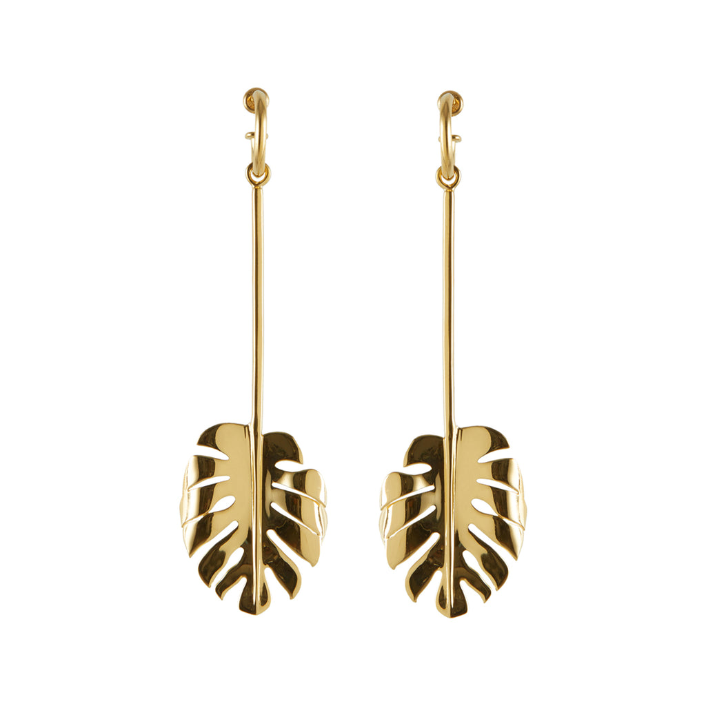 Arcadia Earrings Gold