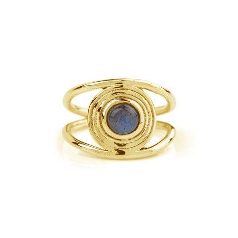 Cosmos Ring Gold