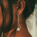 Elysium Earrings Silver