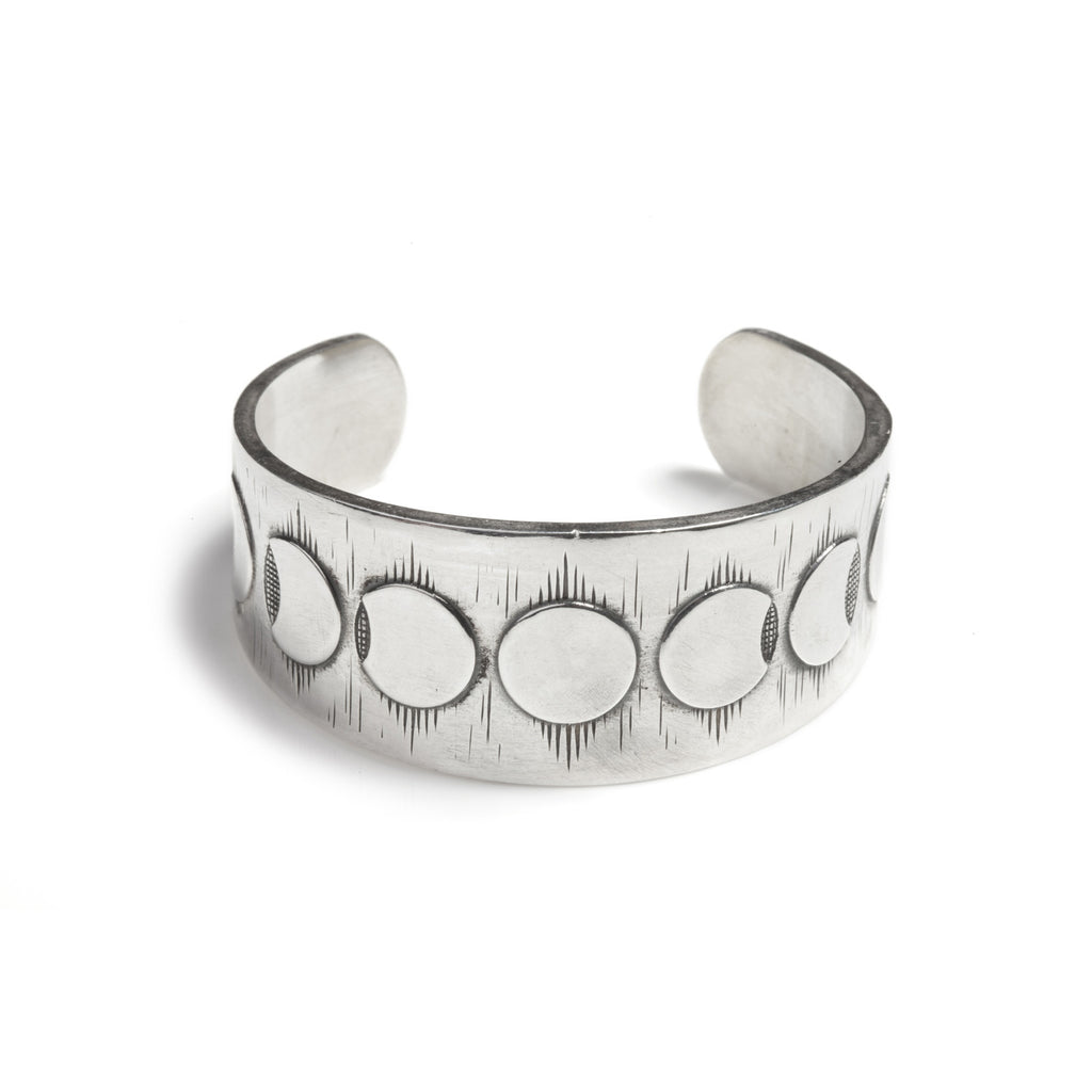 Moon Phases Bangle