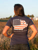 Women's Land I Love the Best T-Shirt