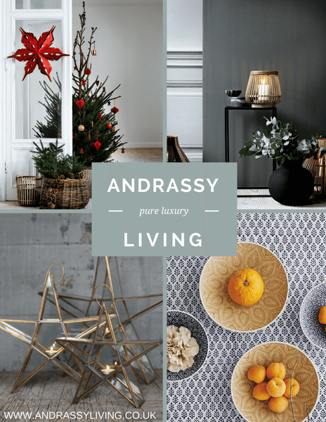 Andrassy Living Flyer by Canva