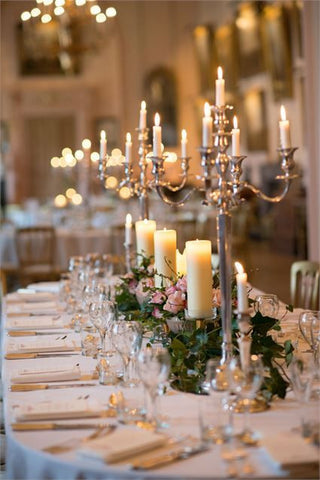 Tablescape by Hitched.co.uk