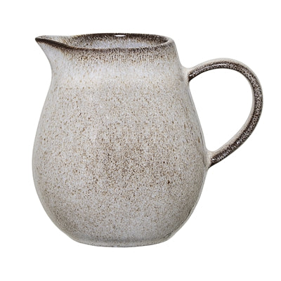 Grey Sandrine Milk Jug by Bloomingville