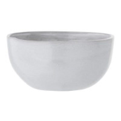Grey Stella Bowl by Bloomingville