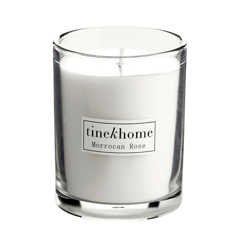 Moroccan Rose Scented Candle by TineK Home