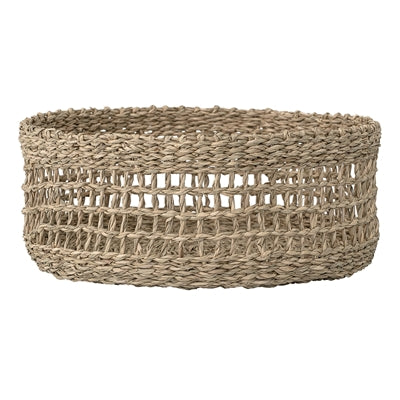 Bloomingville Seagrass Bread Basket