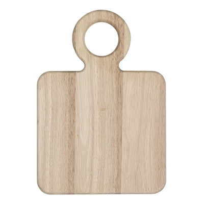 Square Rubberwood Chopping Board by Bloomingville
