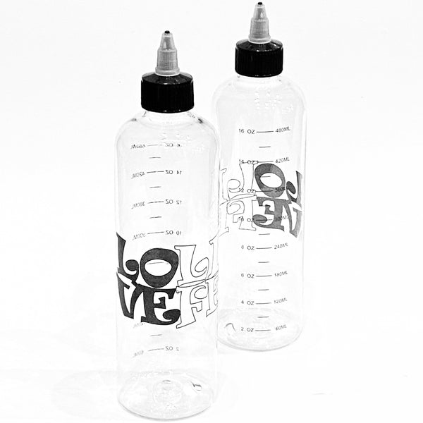 Monster Squeeze Bottles (500ml) - SET OF 2
