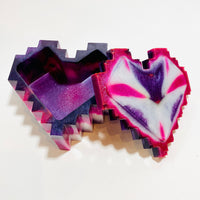 Silicone Heart Mold - TRINKET BOX