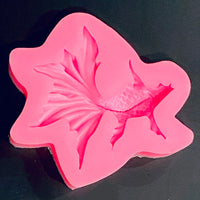 3-D Silicone Fish Mold - Beta
