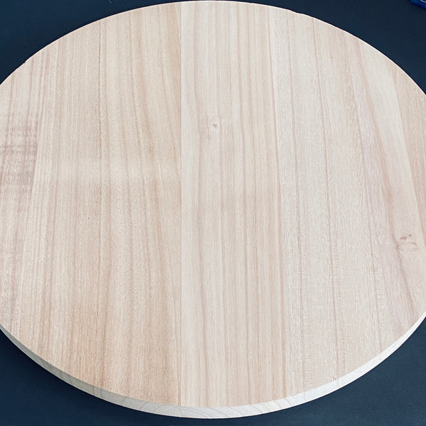"Solid Wood Round - 16"" THICK"