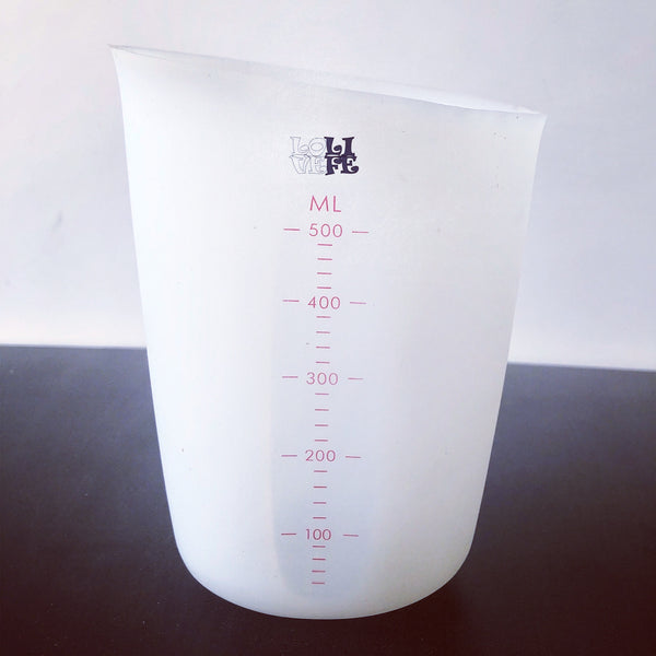 Silicone Measuring Cup - 2 CUP; 500ml