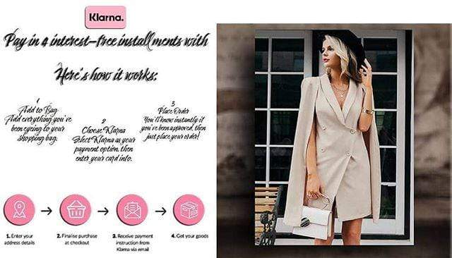 Klarna Buy Now Pay Later!...