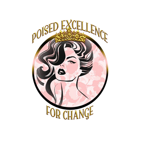 Poised Excellence- For Change LLC Logo