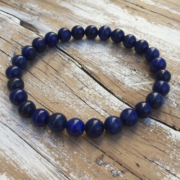 Thrive Daily Men's Bracelet - LAPIS