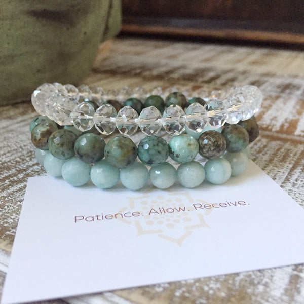 Peaceful Elegance Stack