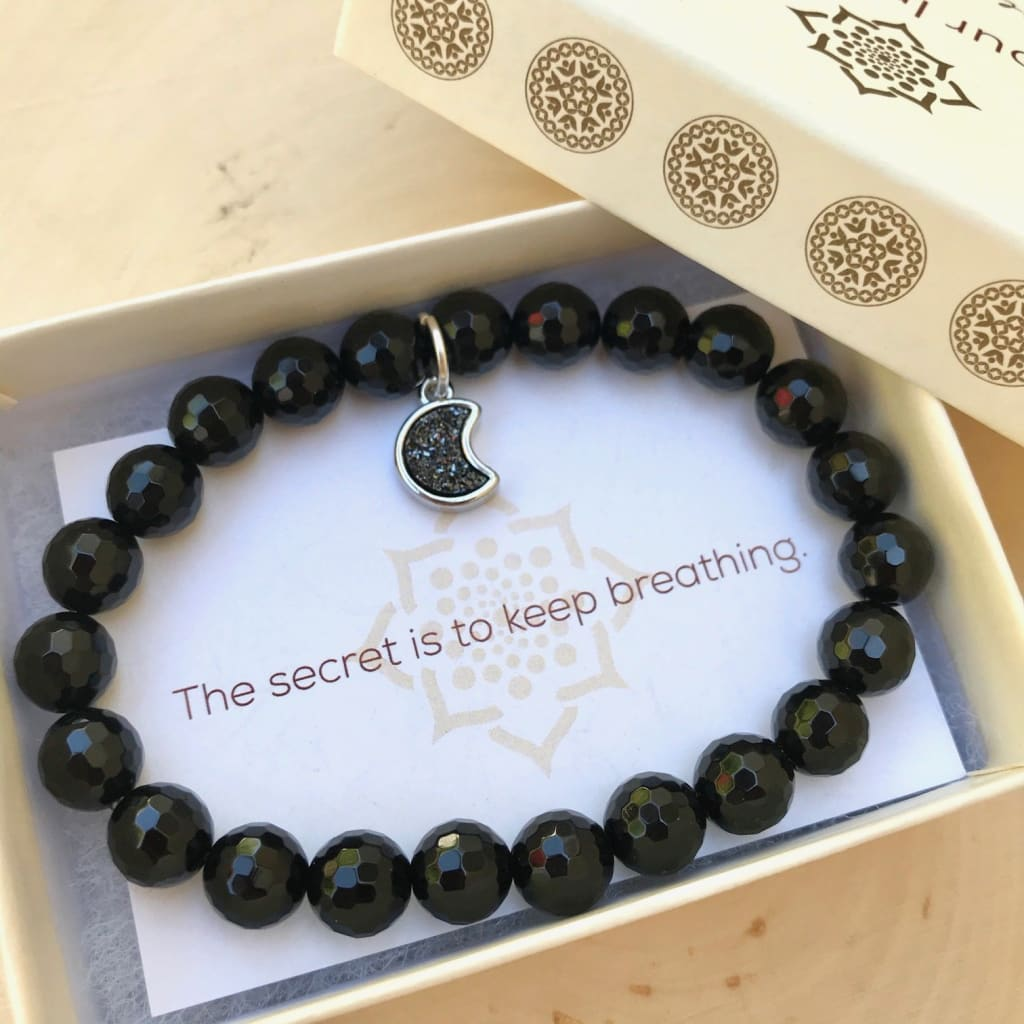 Confidence & Strength Bracelet