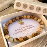 Alleviate Stress, Fear and Anxiety Bracelet