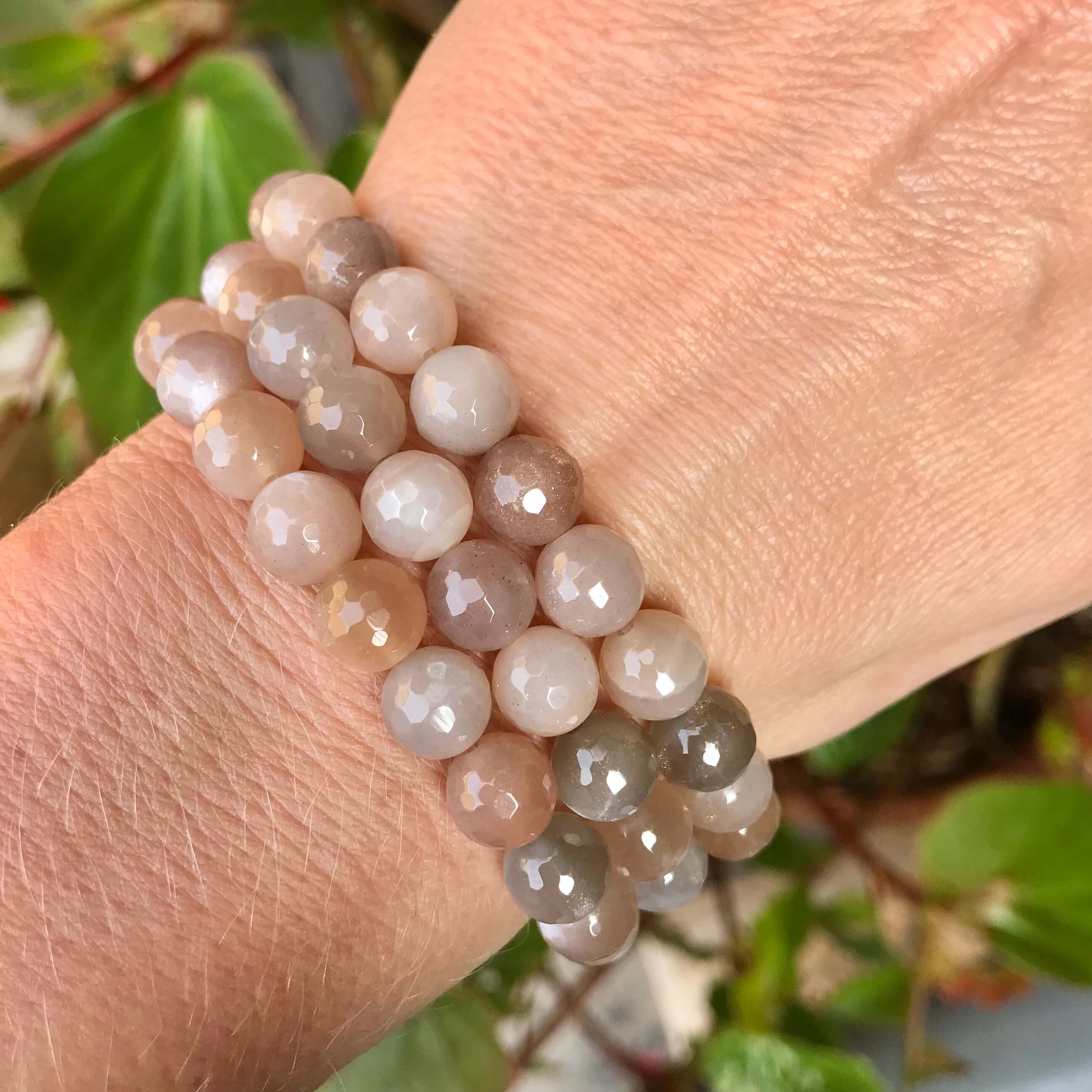 New Beginnings Bracelet - Moonstone - Bracelets