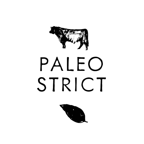 Strict Paleo Meal Plan with Delivery